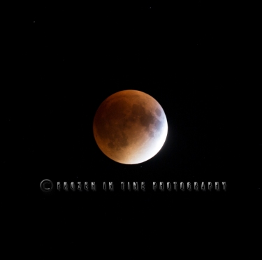 Rare Super 'Blood Moon' Lunar Eclipse