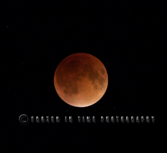 Super 'Blood Moon' Lunar Eclipse