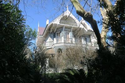 This is Sandra Bullock's house.